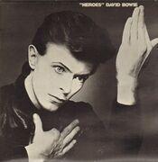 LP - David Bowie - 'Heroes'