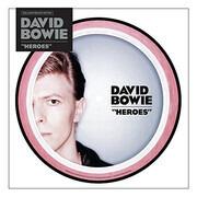 7inch Vinyl Single - David Bowie - Heroes (40th Anniversary) - 40TH ANNIVERSARY EDITION