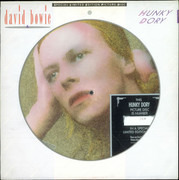 Picture LP - David Bowie - Hunky Dory - Limited Edition Numbered