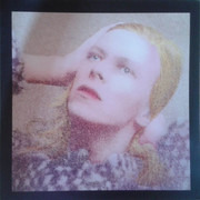 LP - David Bowie - Hunky Dory - Clear vinyl, LTD