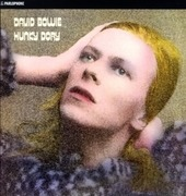 LP - David Bowie - Hunky Dory - 180g