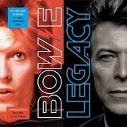 Double LP - David Bowie - Legacy (the Very Best Of David Bowie) - 180g