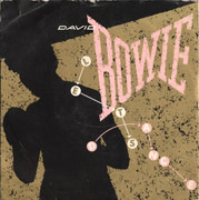 7inch Vinyl Single - David Bowie - Let's Dance