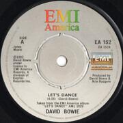 7inch Vinyl Single - David Bowie - Let's Dance