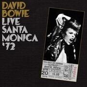 Double LP - David Bowie - Live Santa Monica '72 - Limited Edition + Poster