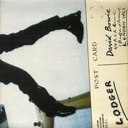 LP - David Bowie - Lodger - UK + INSERT