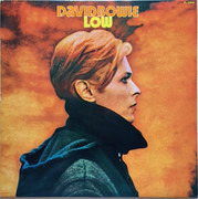 LP - David Bowie - Low - Spain + insert