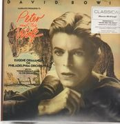 LP - David Bowie - Peter And The Wolf / Young Person's Guide To The Orchestra - 180 GRAM / INSERT / PACKED IN STURDY PVC BAG