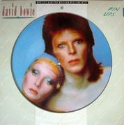 Picture LP - David Bowie - Pinups
