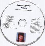 CD - David Bowie - Pinups