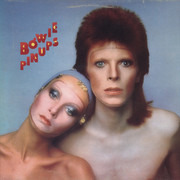 LP - David Bowie - Pinups - UK ORIGINAL w INSERT