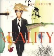 LP - David Bowie - Reality