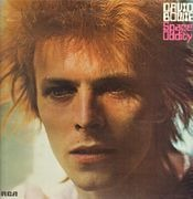 LP - David Bowie - Space Oddity