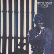 Double LP - David Bowie - Stage - Gatefold Sleeve