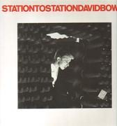 LP & CD - David Bowie - Station To Station - Hardcoverbox + Memorabilia + booklets
