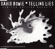 CD Single - David Bowie - Telling Lies - Limited Edition