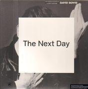 Double LP & CD - David Bowie - The Next Day - 2LP + CD // INCL. 3 BONUSTRACKS / Still Sealed