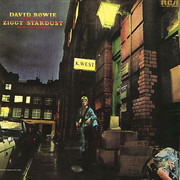 LP - David Bowie - The Rise And Fall Of Ziggy Stardust And The Spiders From Mars - US BLACK DYNAFLEX