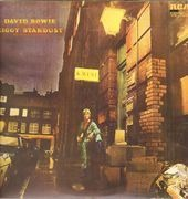 LP - David Bowie - The Rise And Fall Of Ziggy Stardust And The Spiders From Mars - ITALY TAN LABELS