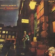 LP - David Bowie - The Rise And Fall Of Ziggy Stardust And The Spiders From Mars - France