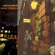 LP - David Bowie - The Rise And Fall Of Ziggy Stardust And The Spiders From Mars - Gatefold