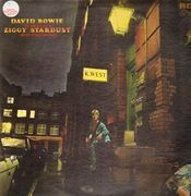 LP - David Bowie - The Rise And Fall Of Ziggy Stardust And The Spiders From Mars - US DYNAFLEX