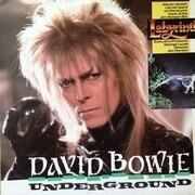 7inch Vinyl Single - David Bowie - Underground - promo