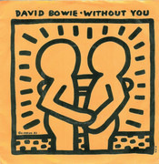 7inch Vinyl Single - David Bowie - Without You