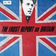 LP - David Frost With John Cleese - The Frost Report On Britain