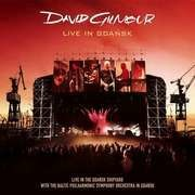Double CD - David Gilmour - Live In Gdansk