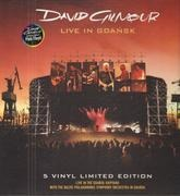 LP-Box - David Gilmour - Live In Gdansk - Hardcoverbox + booklet