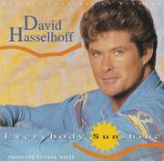 CD - David Hasselhoff - Everybody Sunshine