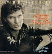 12inch Vinyl Single - David Hasselhoff - Je T'aime Means I Love You / Torero - Te Quiero