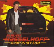 CD Single - David Hasselhoff - Jump In My Car