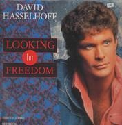 12'' - David Hasselhoff - Looking For Freedom
