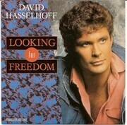 7inch Vinyl Single - David Hasselhoff - Looking For Freedom