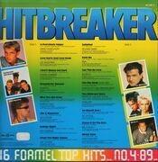 LP - David Hasselhoff, Milli Vanilli, Moses P. - Hitbreaker - 16 Formel Top Hits - 4/89