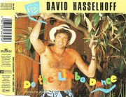 CD Single - David Hasselhoff - Do The Limbo Dance