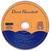 CD Single - David Hasselhoff - Everybody Sunshine