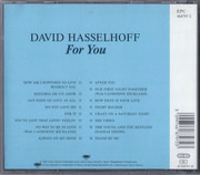 CD - David Hasselhoff - For You