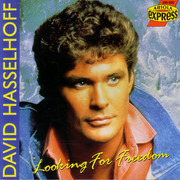 CD - David Hasselhoff - Looking For Freedom