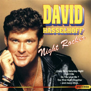 CD - David Hasselhoff - Night Rocker