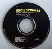 CD Single - David Morales Presents The Face Feat. Juliet Roberts With James 'D-Train' Williams & Sharon Bryant - Needin' U²
