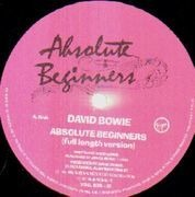 12'' - David Bowie - Absolute Beginners