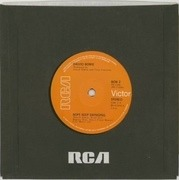 7'' - David Bowie - Boys Keep Swinging - Solid Center