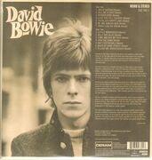 Double LP - David Bowie - David Bowie
