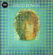 LP - David Bowie - David Bowie - aka Space Oddity