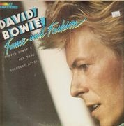 LP - David Bowie - Fame And Fashion (David Bowie's All Time Greatest Hits)