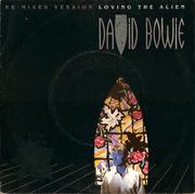 7'' - David Bowie - Loving The Alien