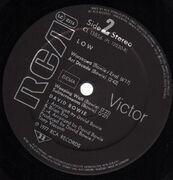 LP - David Bowie - Low - Cover missing